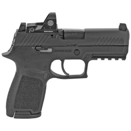 "Sig Sauer P320 Compact RXP 9MM 3.9"" 10Rd Black"