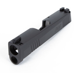Sig Sauer P365 9MM Slide Assembly w/ X-Ray 3, Black