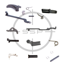 Sig Sauer P365 Lower Parts Kit, Curved Trigger