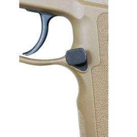 Align Tactical OFFSET P320 Extended Magazine Release, Right Handed
