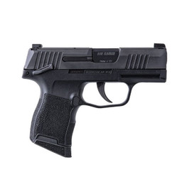 """Sig Sauer P365 9MM 3.1"""" 10Rd Manual Safety Black, Mass Compliant"""