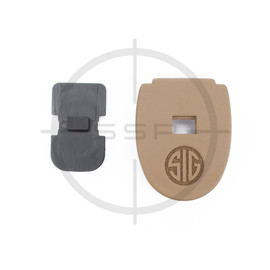 Sig Sauer P320 Full Size / Compact Magazine Floor Plate Gen2, Coyote