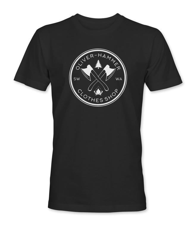 Campfire T-Shirt - Black