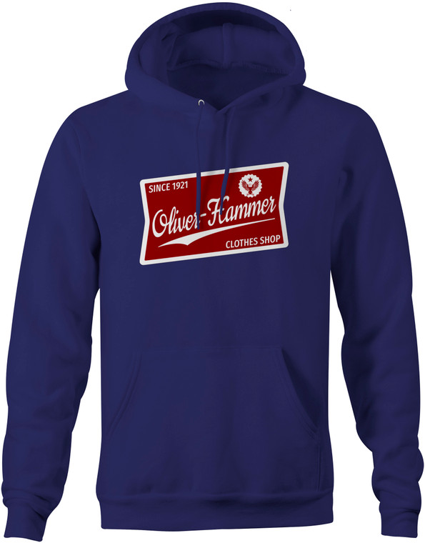 OH Sessions Hoodie - Navy