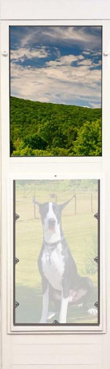 Giant Breed Patio Pet Door