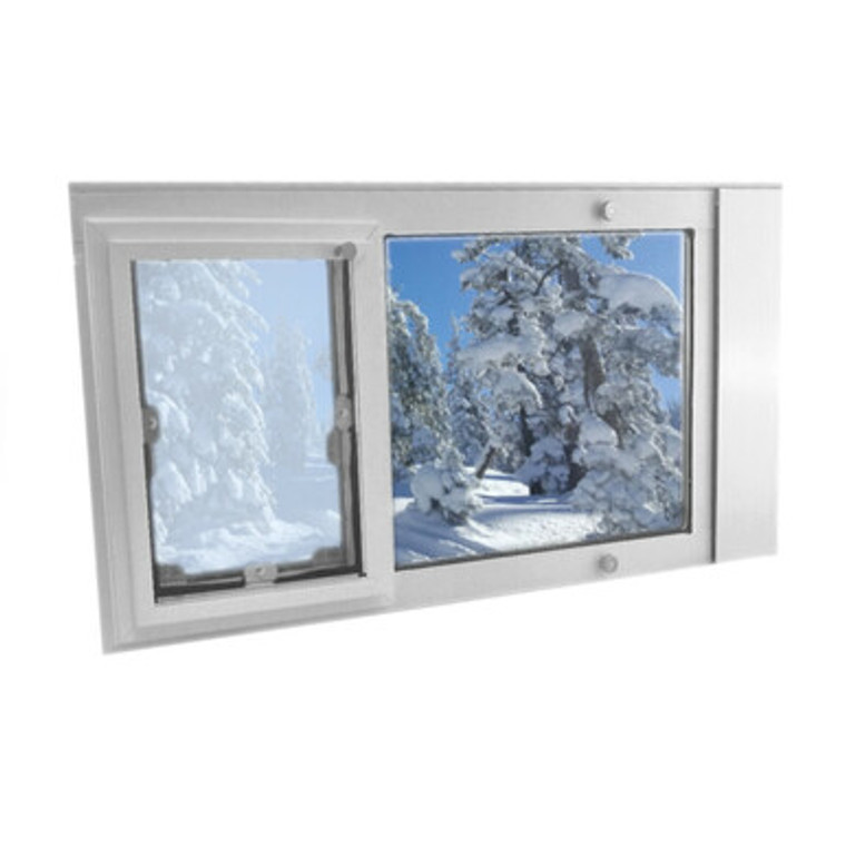 MaxSeal Sash Lockable Window Insert