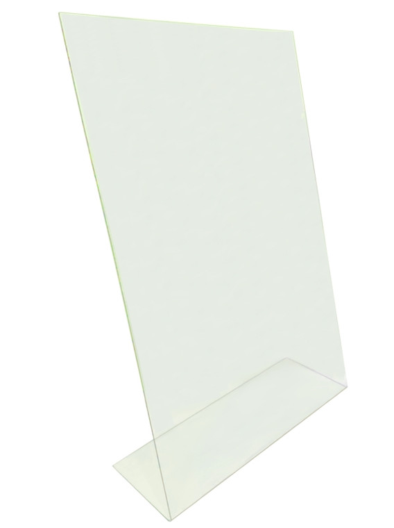 Freestanding Clear Protective Shield (sneeze and cough guard)