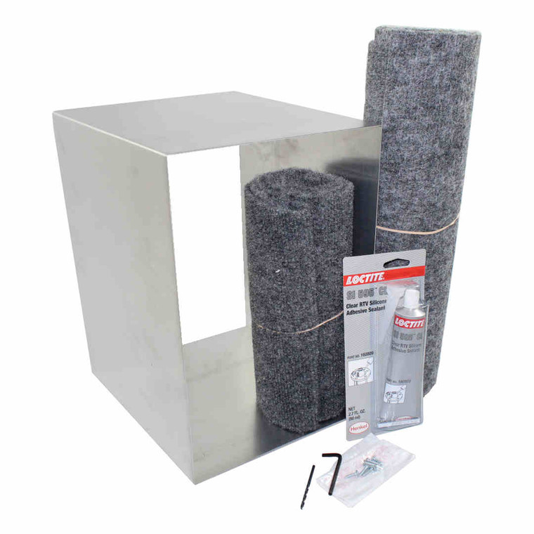 Trim-To-Fit Wall Tunnel Insert