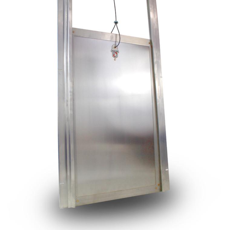 Kennel Clad Standard Guillotine Doors