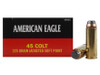 American Eagle 45LC 225gr Jacketed Soft Point, Box of 50