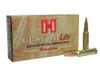 Hornady Custom Lite 7mm-08 Remington 120 Grain SST Box of 20