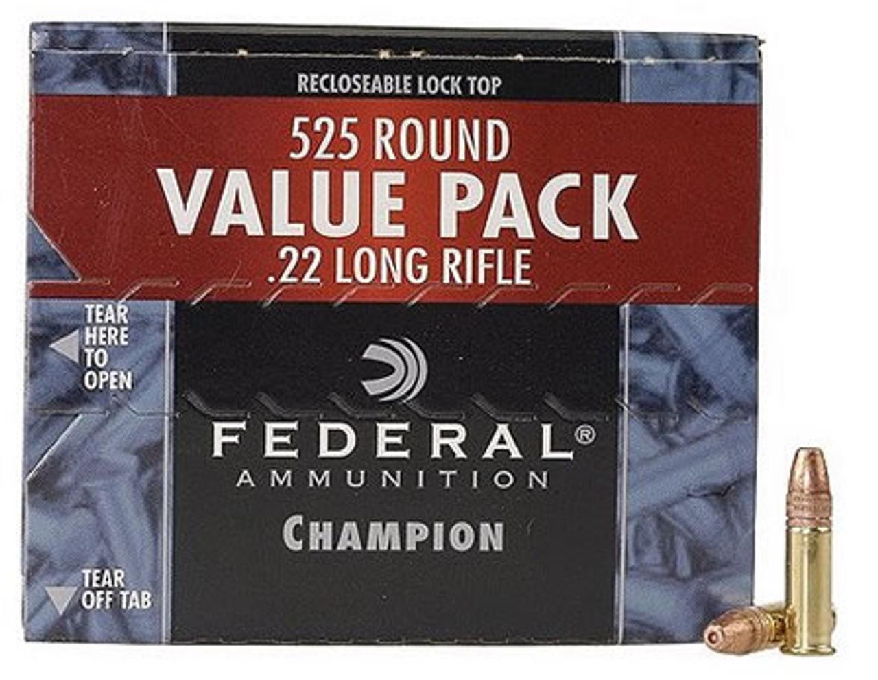 Federal Champion 22LR Case of 5250