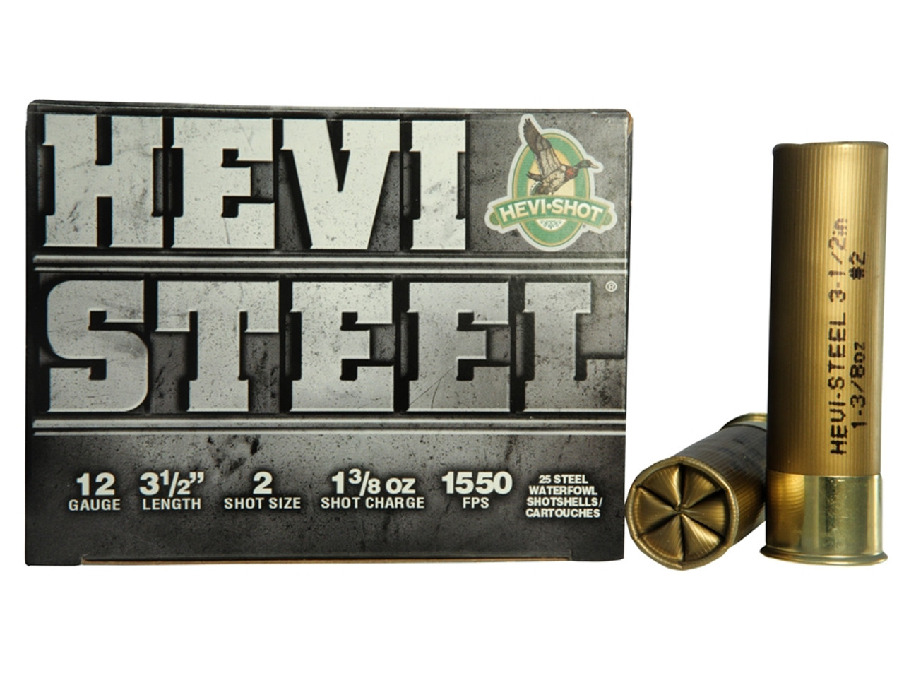 Hevi-Shot Hevi-Steel 12 Gauge 3-1/2