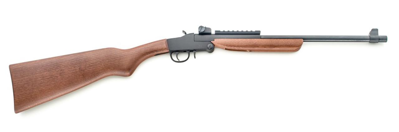 """Chiappa Little Badger Deluxe, 22LR, Wood Stock, 16"""" Barrel - SFRC"""