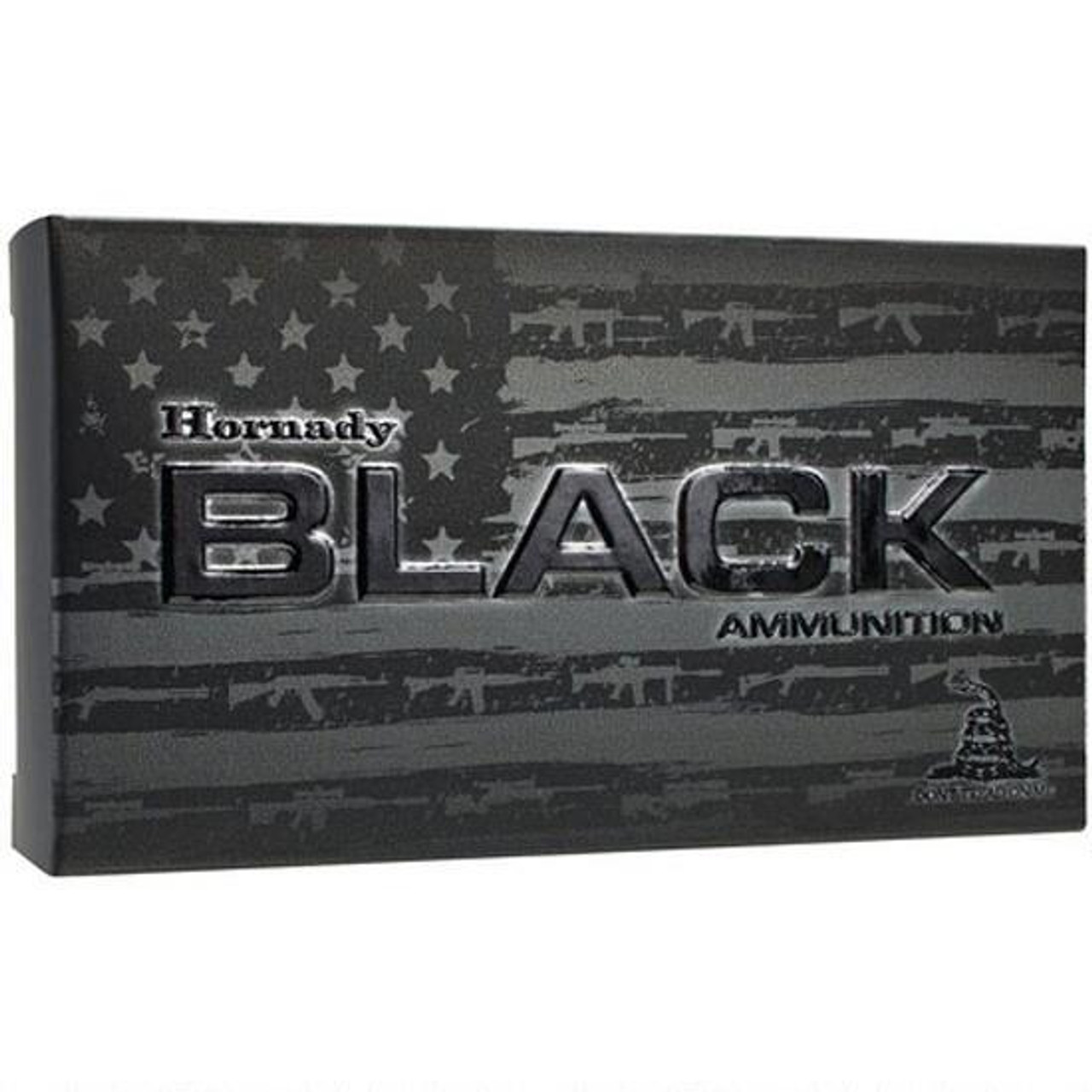 Hornady BLACK 5.45x39, 60 Gr V-Max, 20 Rds