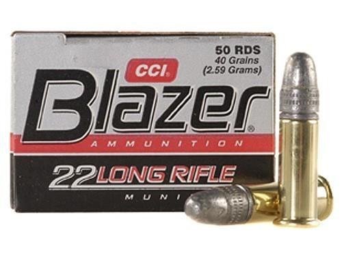 CCI Blazer 22LR 500 Round Brick