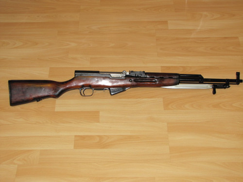 Russian SKS Birch Stock