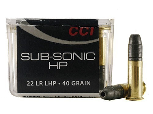 Ammunition - Ammunition By Calibre - 22LR, 22 Short, 22 WMR