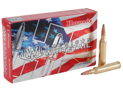 Hornady American Whitetail 7mm Rem Mag, 139gr SP Box of 20