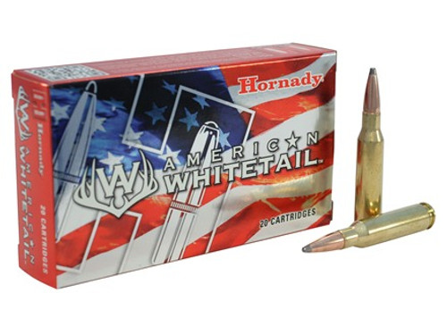 Hornady American Whitetail 7mm-08 139gr SP, Box of 20