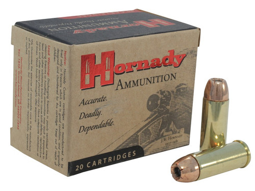 Hornady Custom 480 Ruger, 325gr XTP Hollow Point, Box of 20