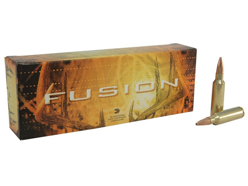 Federal Fusion 300 WIN MAG, 165gr Spitzer Boat Tail, Box of 20