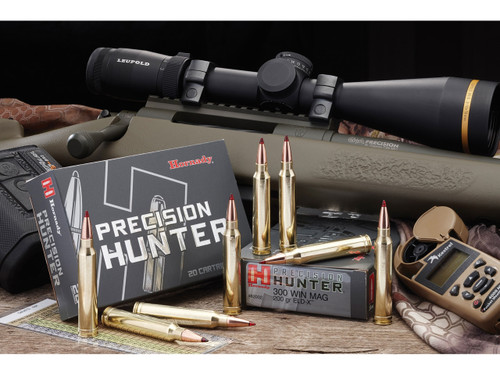 Hornady Precision Hunter 6.5 Creedmoor 143gr ELD-X Box of 20