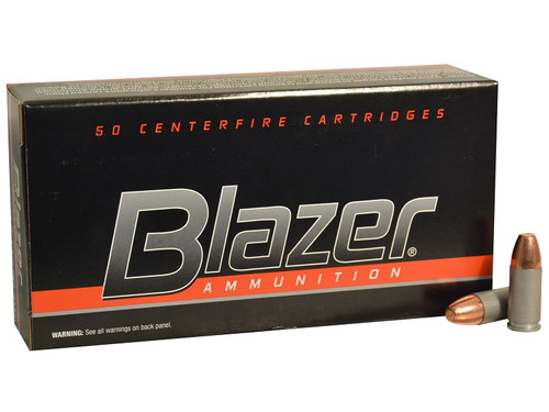 CCI Blazer, 9mm 147gr, Aluminum Case, Case of 1000