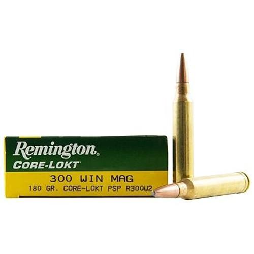 Remington Express .300 Win Mag 20 Rounds 180 Grain Core-Lokt PSP