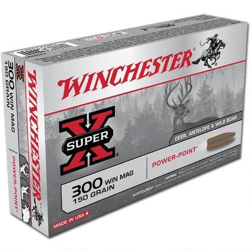 Winchester .300 WIN MAG 150 Grain PSP 20 Round