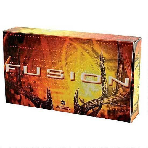 Federal Fusion 6.5 Creedmoor 140 Gr Bonded SP, Box of 20
