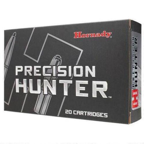 Hornady Precision Hunter 6mm Creedmoor 103 Gr, ELD-X, 20 Rds