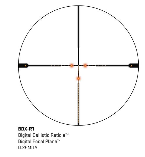 Sig Sauer BDX Combo Kit, KILO2400BDX LRF and SIERRA3BDX 6.5-2-X52