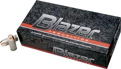 CCI Blazer Aluminum Case  32 Auto TMJ, 71 Grain,  Box of 50