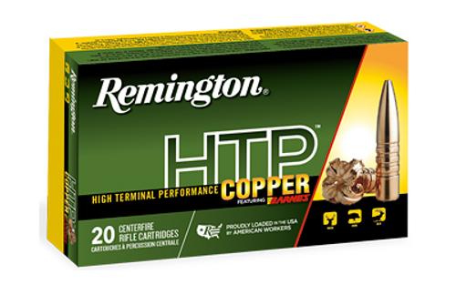 Remington HTP Barnes 450 Bushmaster, 250 Gr, TTSX, 20 Rds