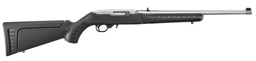 Ruger 10/22 22 LR Takedown, Synthetic, Stainless