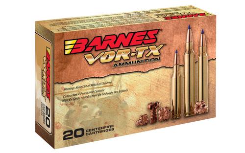 Barnes Vor-TX 450 Bushmaster, 250 TTSX BT, 20 Rds