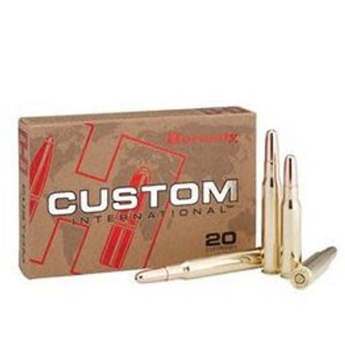 Hornady Custom Int'l 6.5 Creedmoor, 140 Gr, SP, 20 Rds