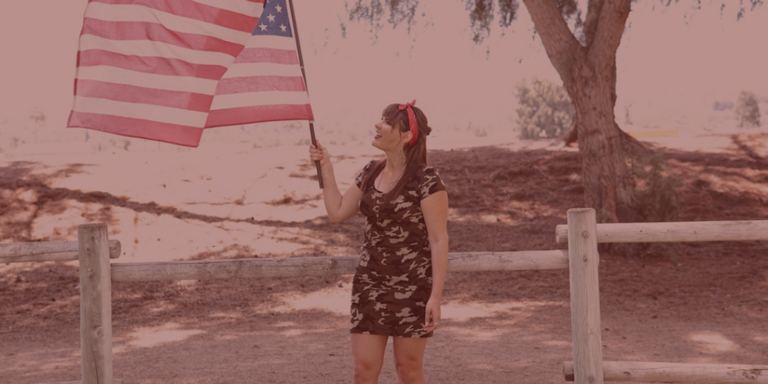 Creating The Perfect Americana Outfit For Fourth Of July