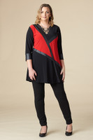 That Girl Tunic - Red