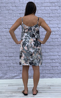 Perfectly on Point Tank Dress - Floral