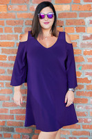 C-348-SOLID-D. PURPLE