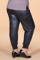 Sleek And Shiny Joggers
