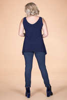Style Setter Lux Tank - Blue
