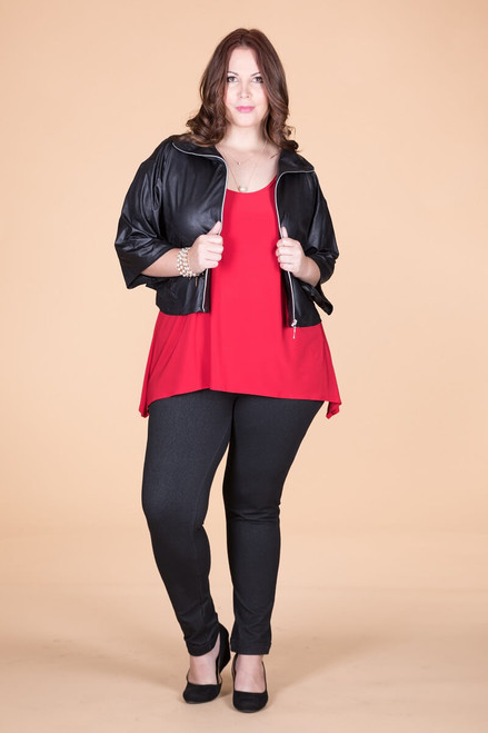 I Love the Nightlife Jacket - Black