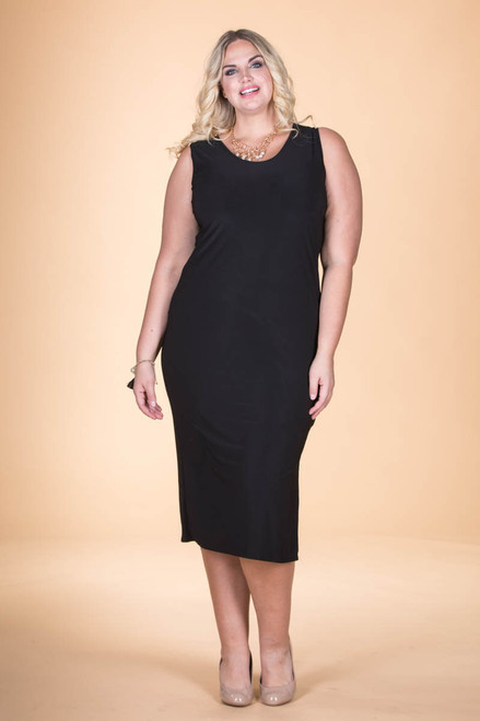 Say Anything Dress - Black