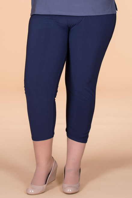 An Affair to Remember Leggings - Blue