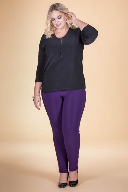 Instant Favorite Legging - Purple
