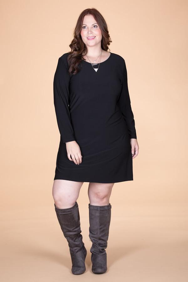 A Multi-Tasker, Just Like Me Dress - Black