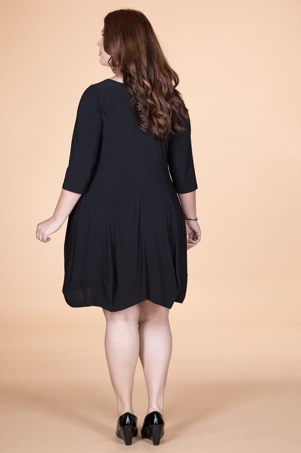 5353ea87fc9df ... Swing Out Sister Dress - Black